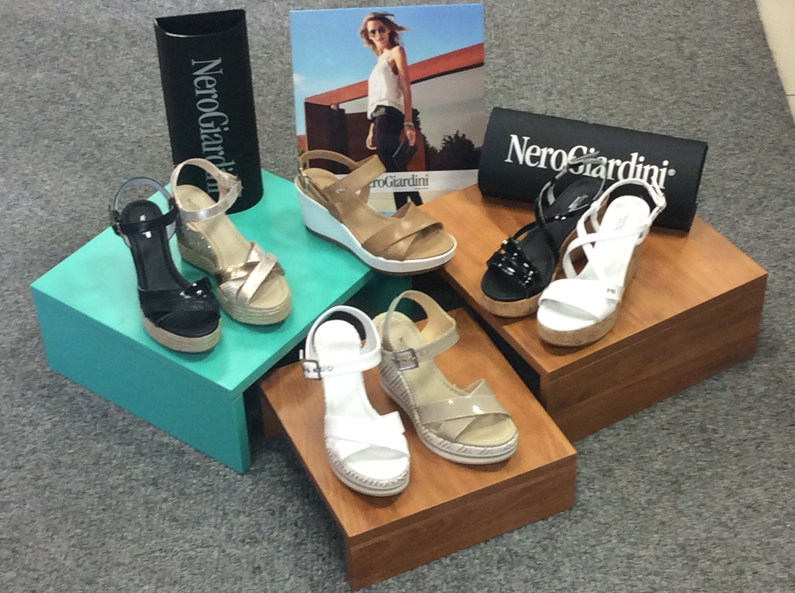 negozio scarpe donna Bergamo