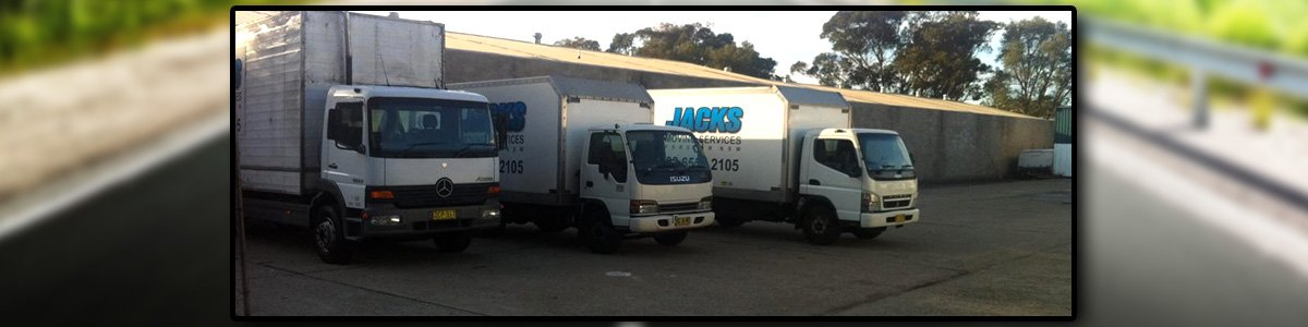jacks moving services services