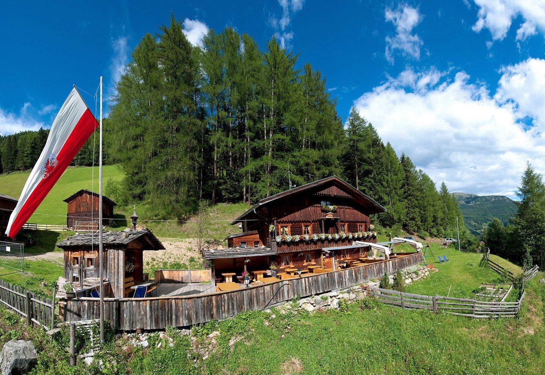 locanda ristorante sulle montagne