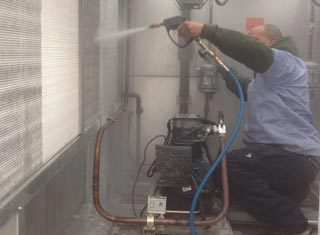 HVAC Coil Cleaning York, PA