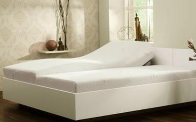 letto con materasso traditional