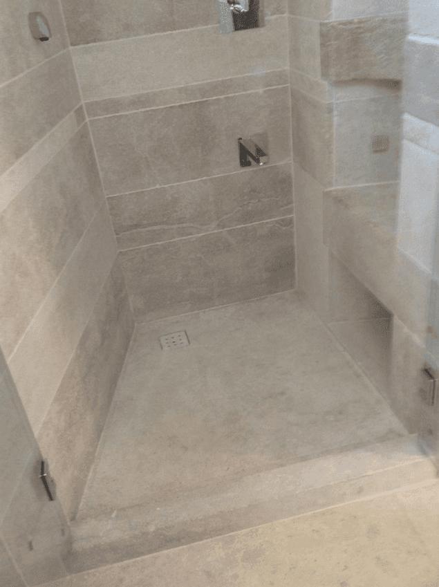 Arredo bagno in marmo