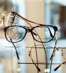 occhiali e montature