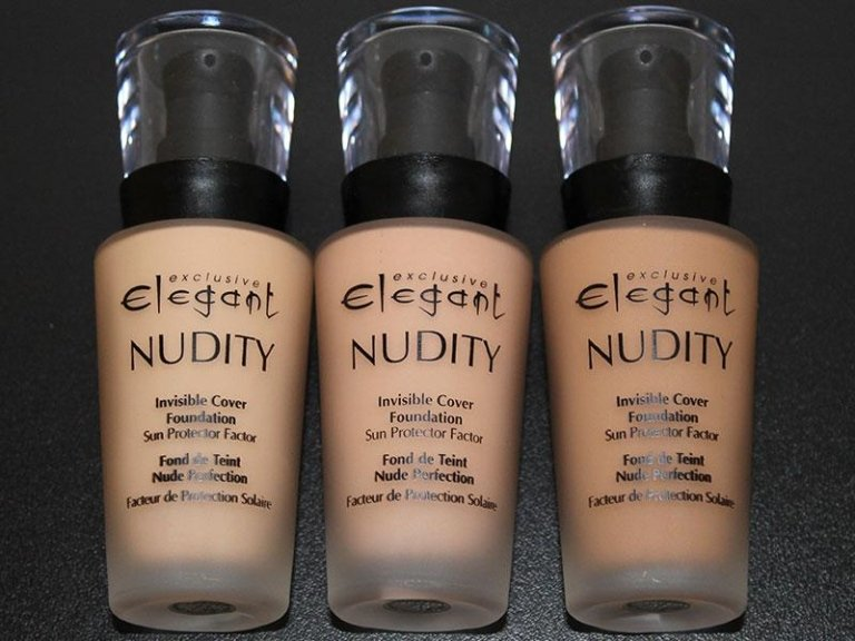 Exclusive Elegant Nudity Foundation
