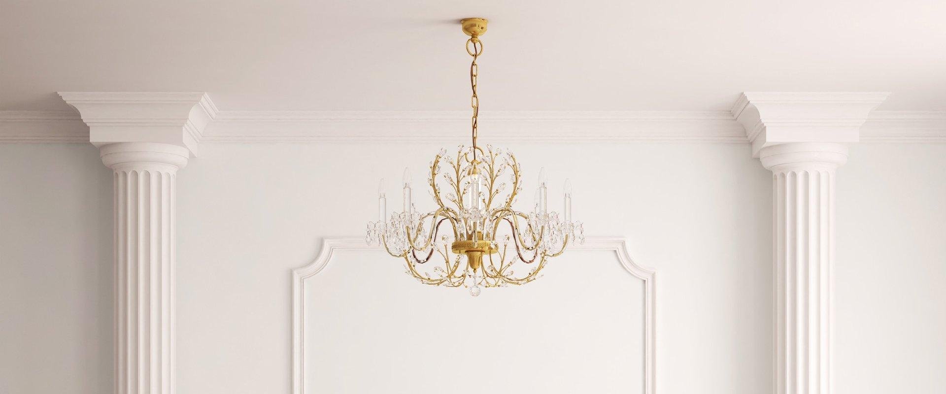 ceiling centrepiece