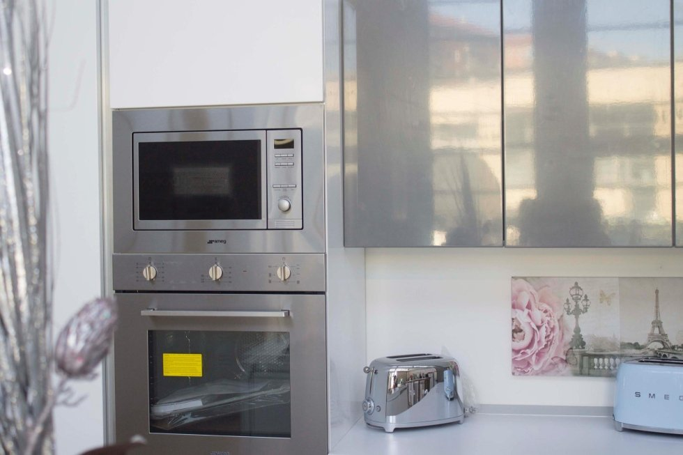 forno e microonde ad incasso