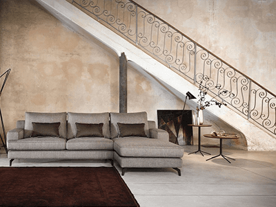 nixon divano