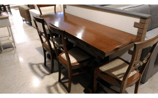 tavolo fratino e 4 sedie