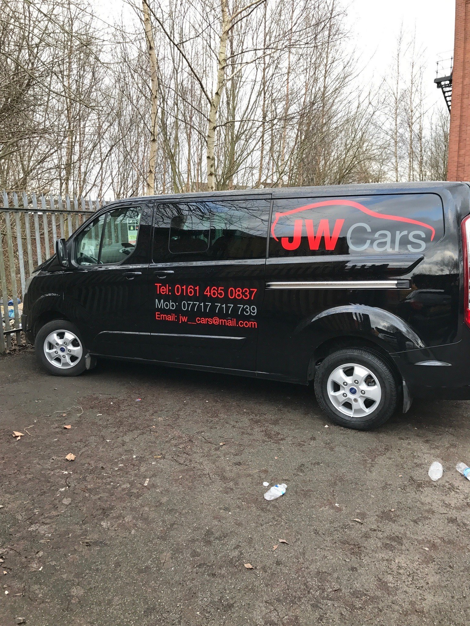 82a73695619 Vehicle Livery   Vinyl Graphics   Van Signs   Manchester