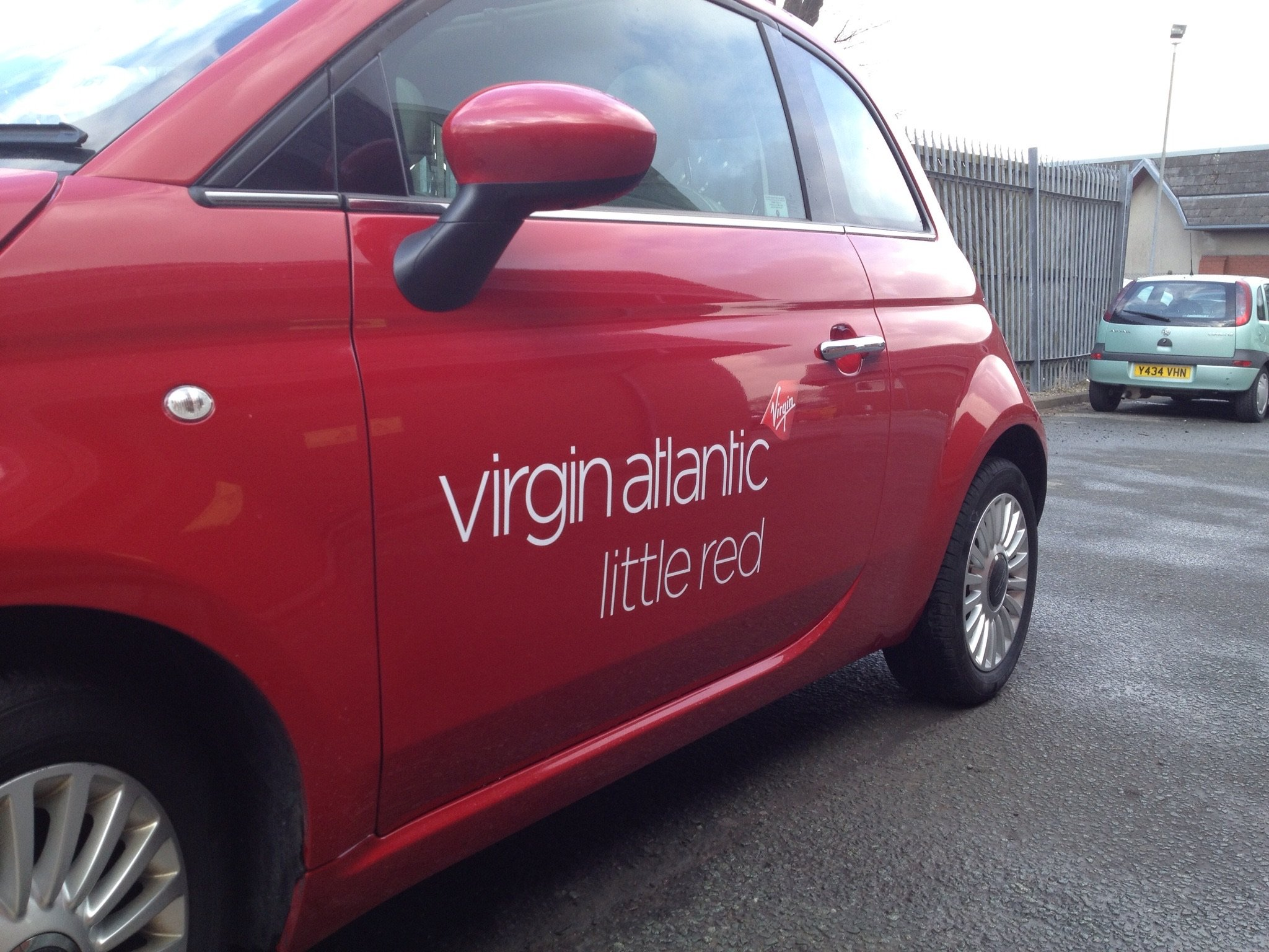 Vehicle Graphics in Manchester