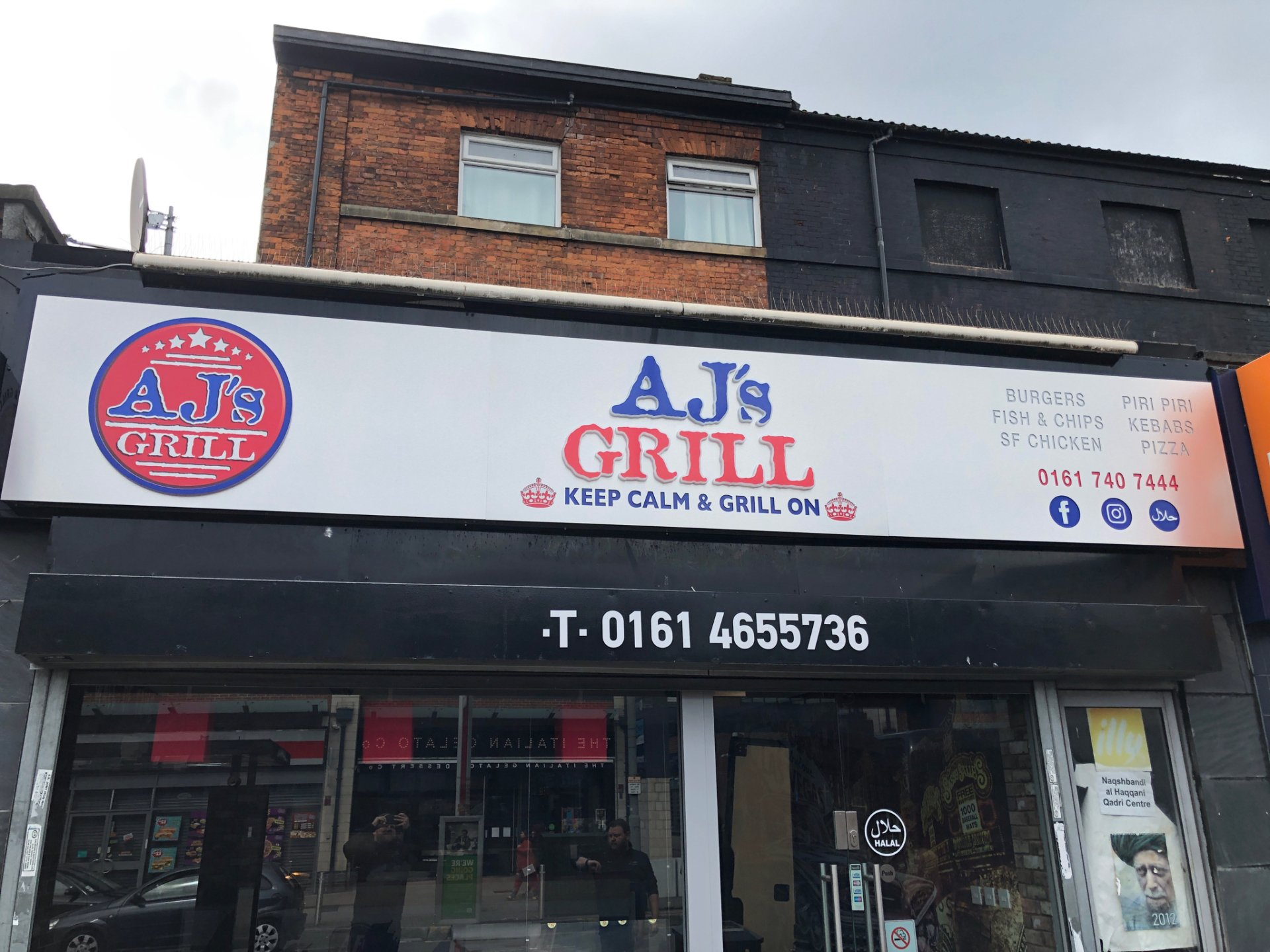 Shop Signs Fascia Sign Business Signs Manchester