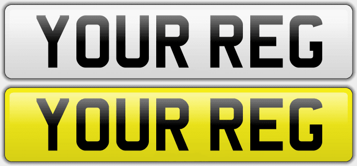 The Laws Behind Number Plates