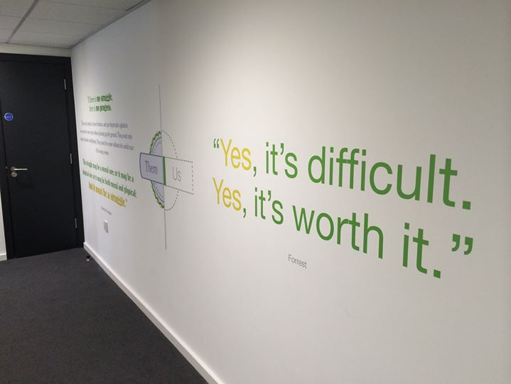 Wall Graphics Manchester Wall Wraps Wall Murals