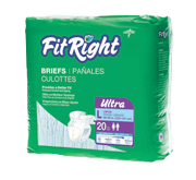 Incontinence Supplies Fit Right Briefs San Antonio, TX