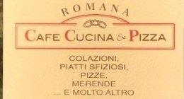 Romana Cafè Cucina Pizza