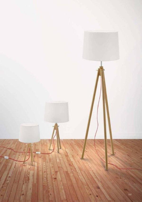 lampada design da terra