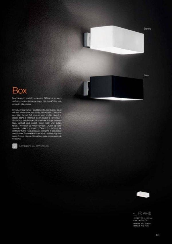 lampade design a parete