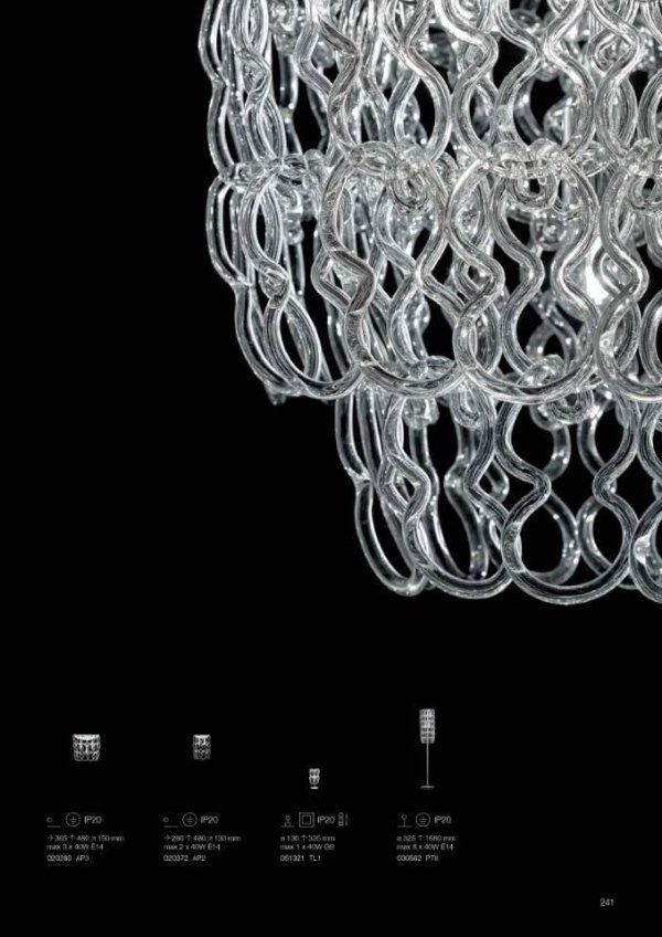 produzione lampade
