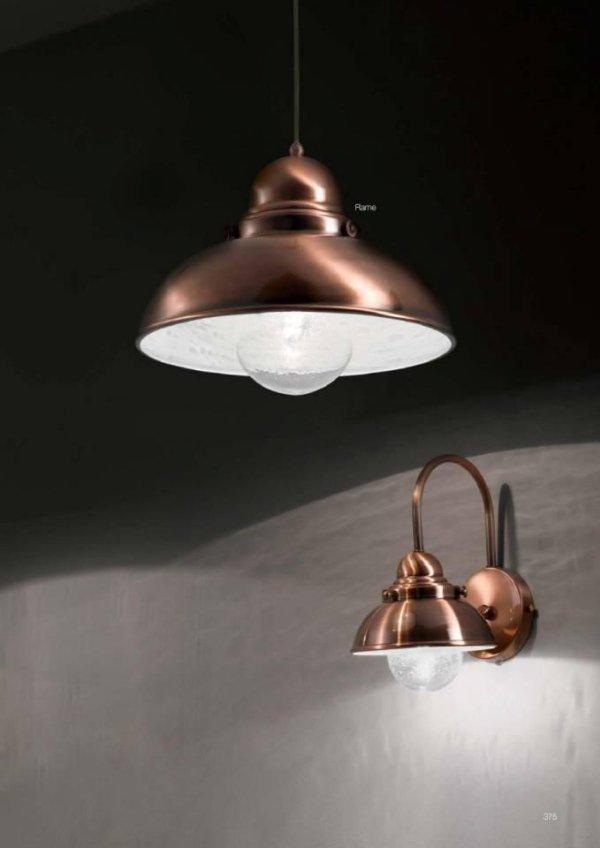 lampada a sospensione tradizionale