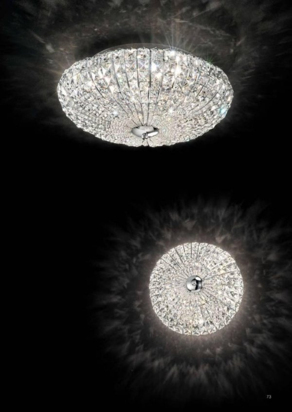 lampadario di lusso