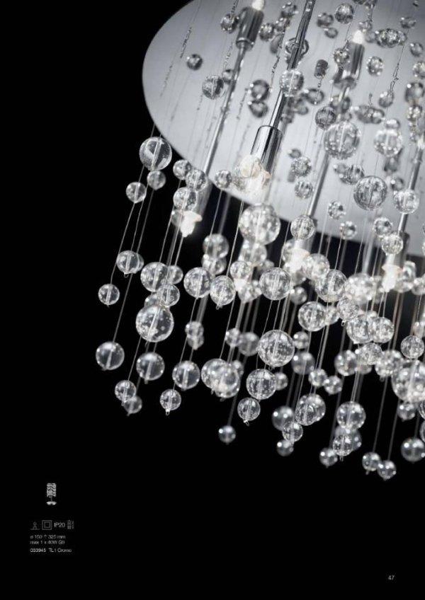 lampadari salotto design