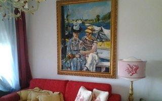 divani in stoffa e pelle