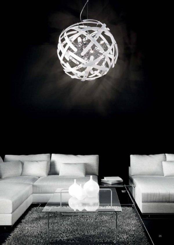 lampade a sospensione sferiche