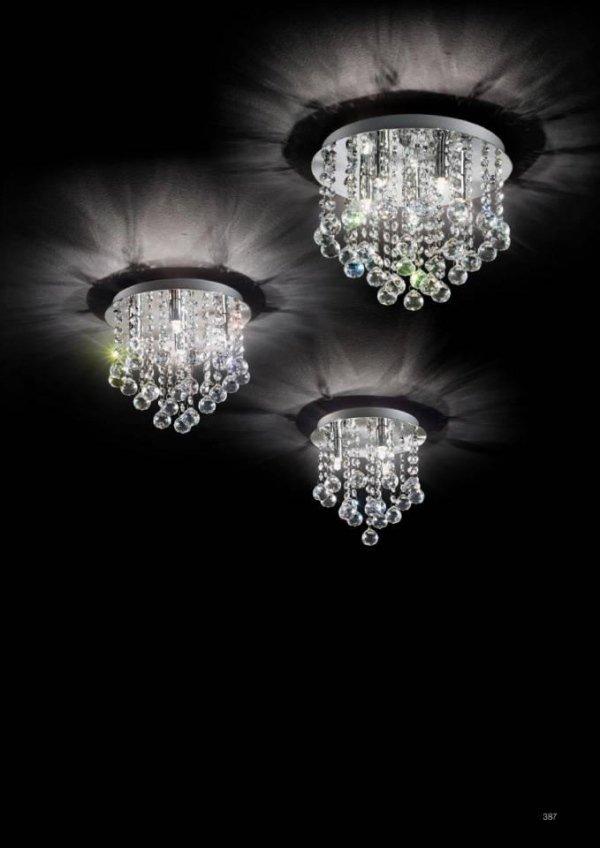 lampadari per ambienti ineterni