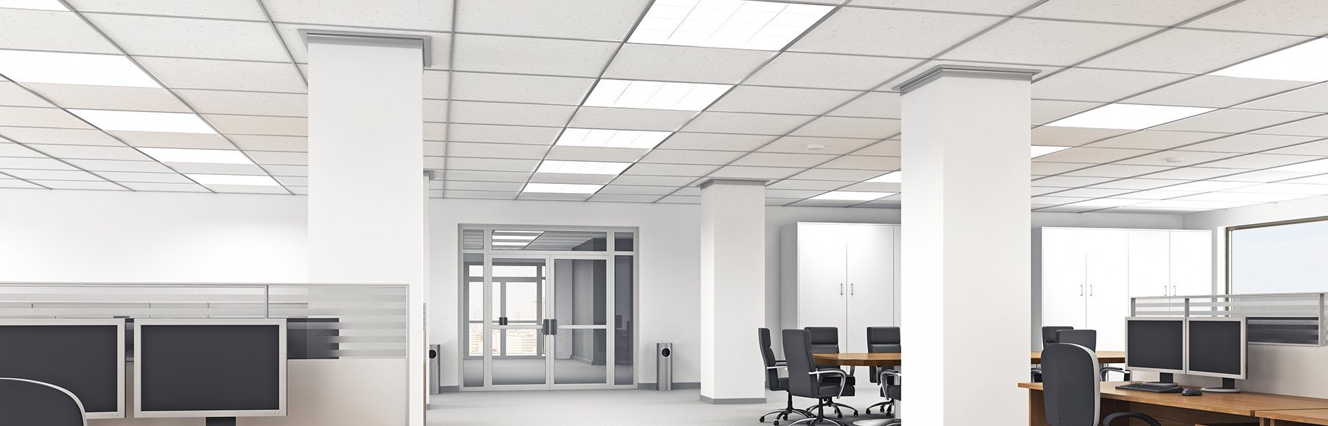 fitters cis interiors ceiling img ceilings office bedford suspended contractors installers