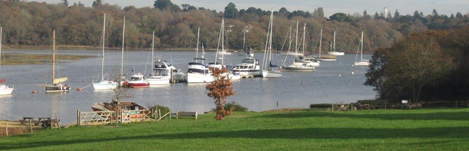 Short Break Holiday to Devon - River Dart
