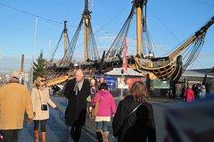 Short Break Holiday - Chatham Docks