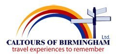 CALTOURS OF BIRMINGHAM logo