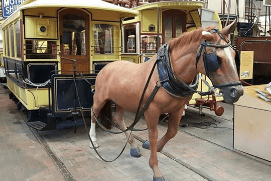 Group Travel to Crich Tramway Museum
