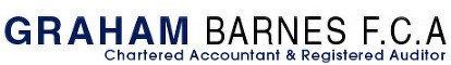 Graham Barnes F.C.A logo