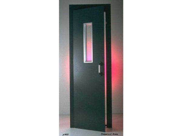 Porta STD ral 7016