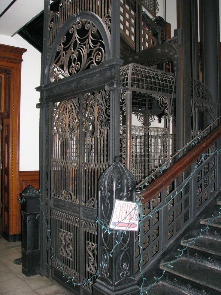 restauro ascensori
