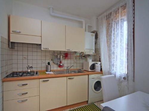 cucina di uno degli appartamenti