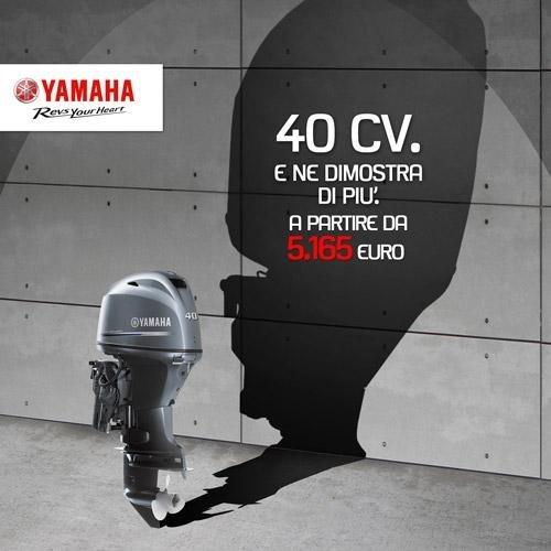 Yamaha outboard - Genoa - Motonautica Cuneo
