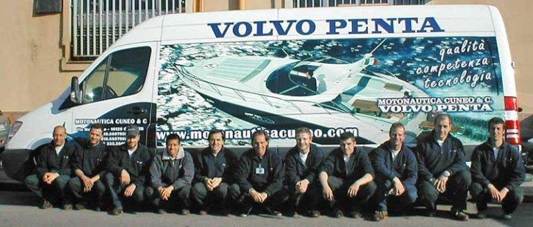 team dipendenti motonautica cuneo