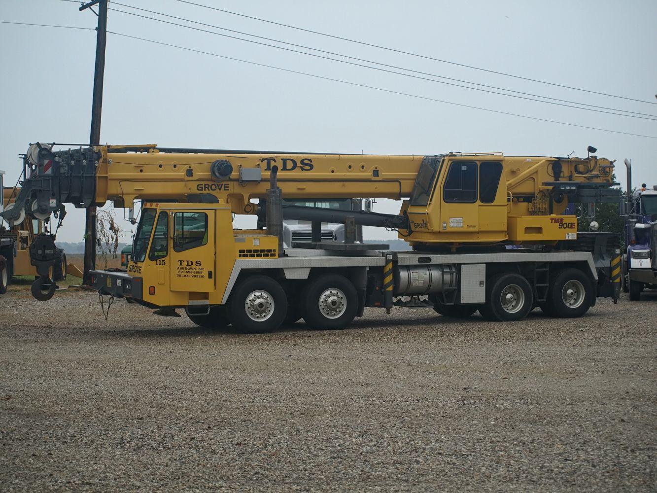 110 Crane