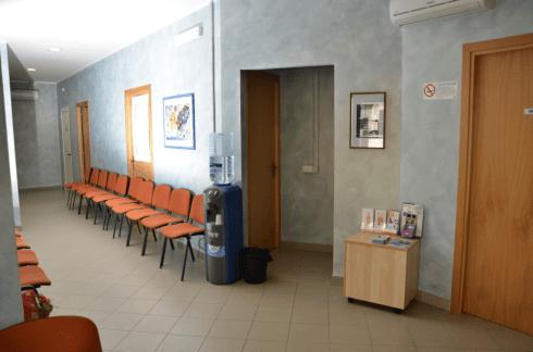 sala attesa