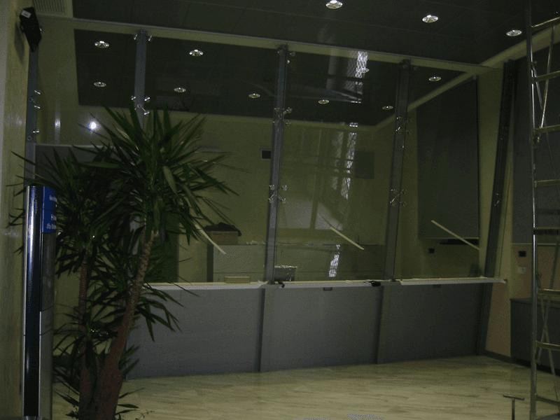 UBI portineria sede interno