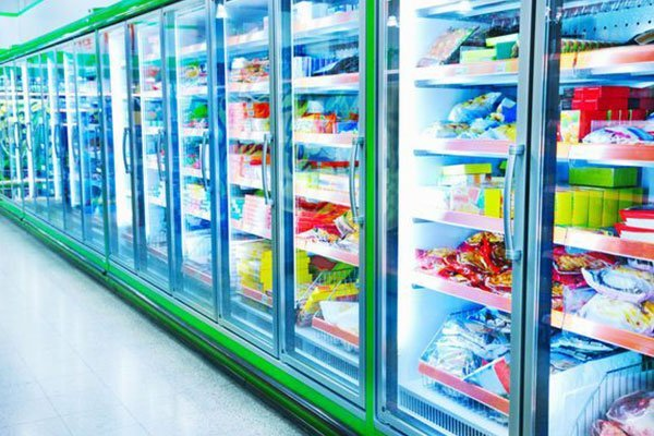 Commercial refrigeration equipment in Alaska