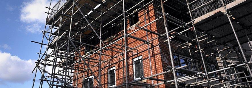 Professional scaffolding company