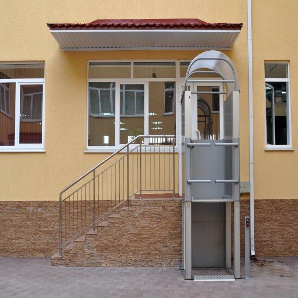 ascensore per barriere architettoniche