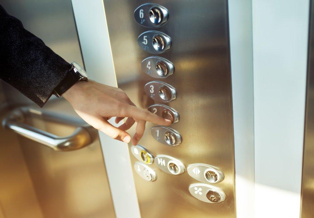 tastiera di ascensore