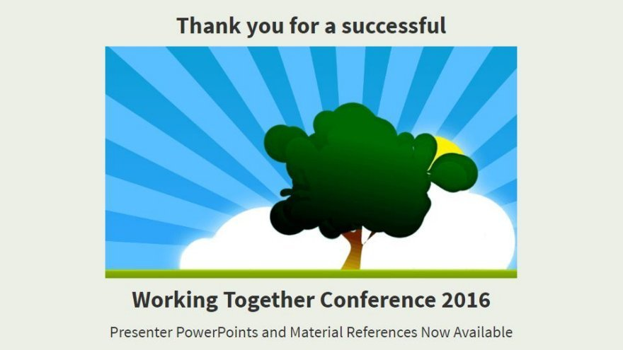 Working Together Conference 2016 The Changing Landscape of Deaf and Hard of Hearing Education in New Hampshire Presenter PowerPoints and References available