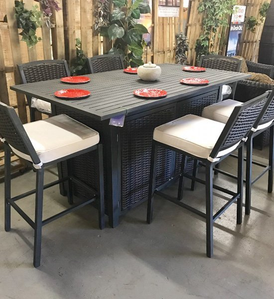 Dining Sets And End Tables
