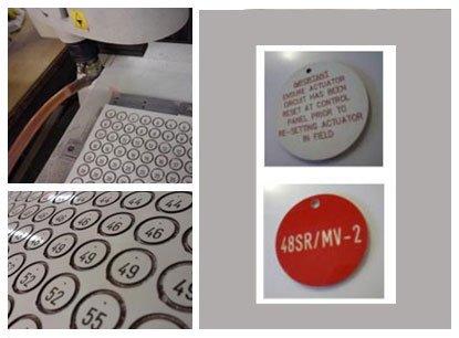 Professional metal engravers