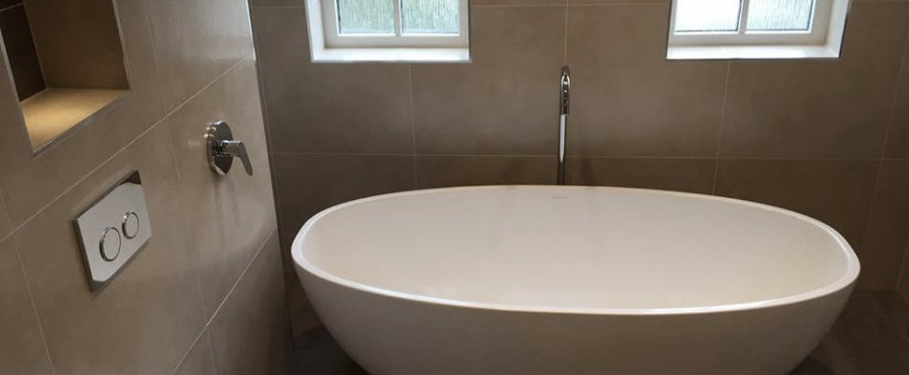 newly fitted sink